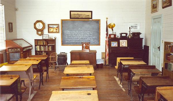 Original school room
