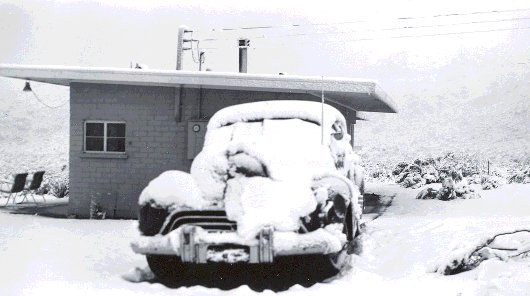 Snowed In - 29 Palms - 1937