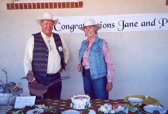 PaulAndJaneSmith-GrandMarshalsPioneerDays2008.jpg