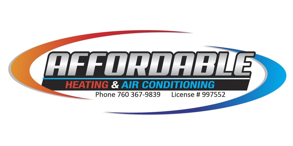 Affordable Heating and Air Conditioning Logo